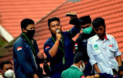 GEMPA - Gerakan Menolak Lupa, Desak Pemkab Aceh Tengah Surati Gubernur untuk moratorium izin usaha PT.LMR
