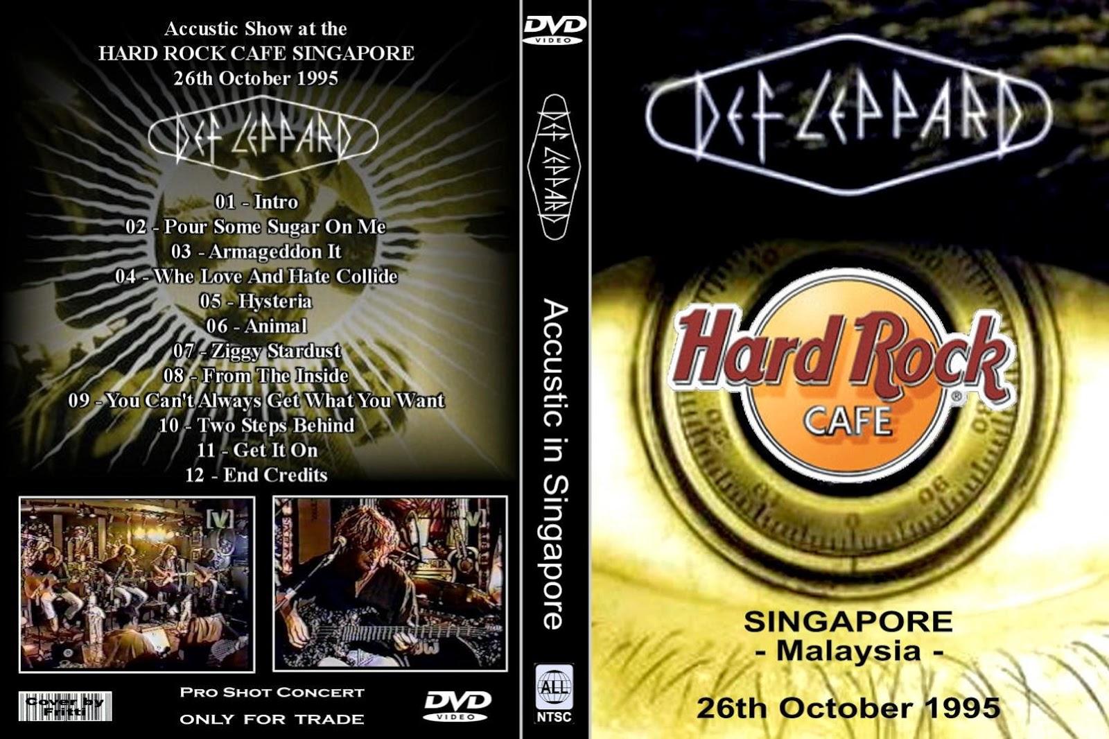 T U B E : Def Leppard - 1995-10-26 - Singapore, Malaysia (DVDfull