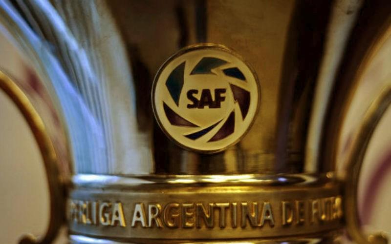 Fecha 1 de la Superliga Argentina de fútbol