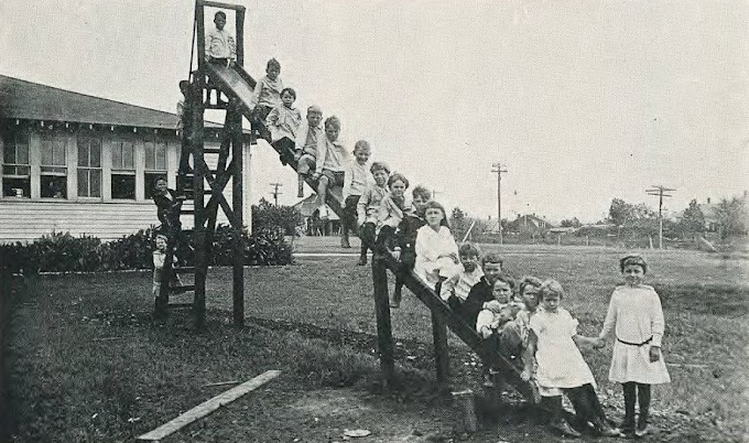 The History of Playground - How It Started?