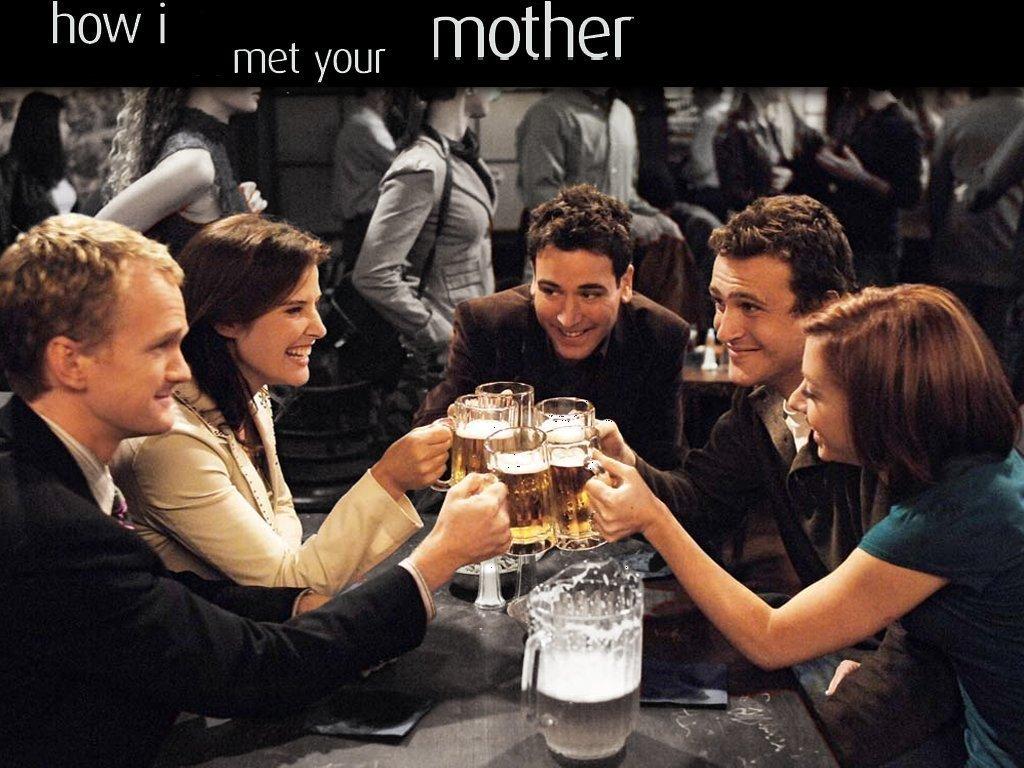 how i met your mother start