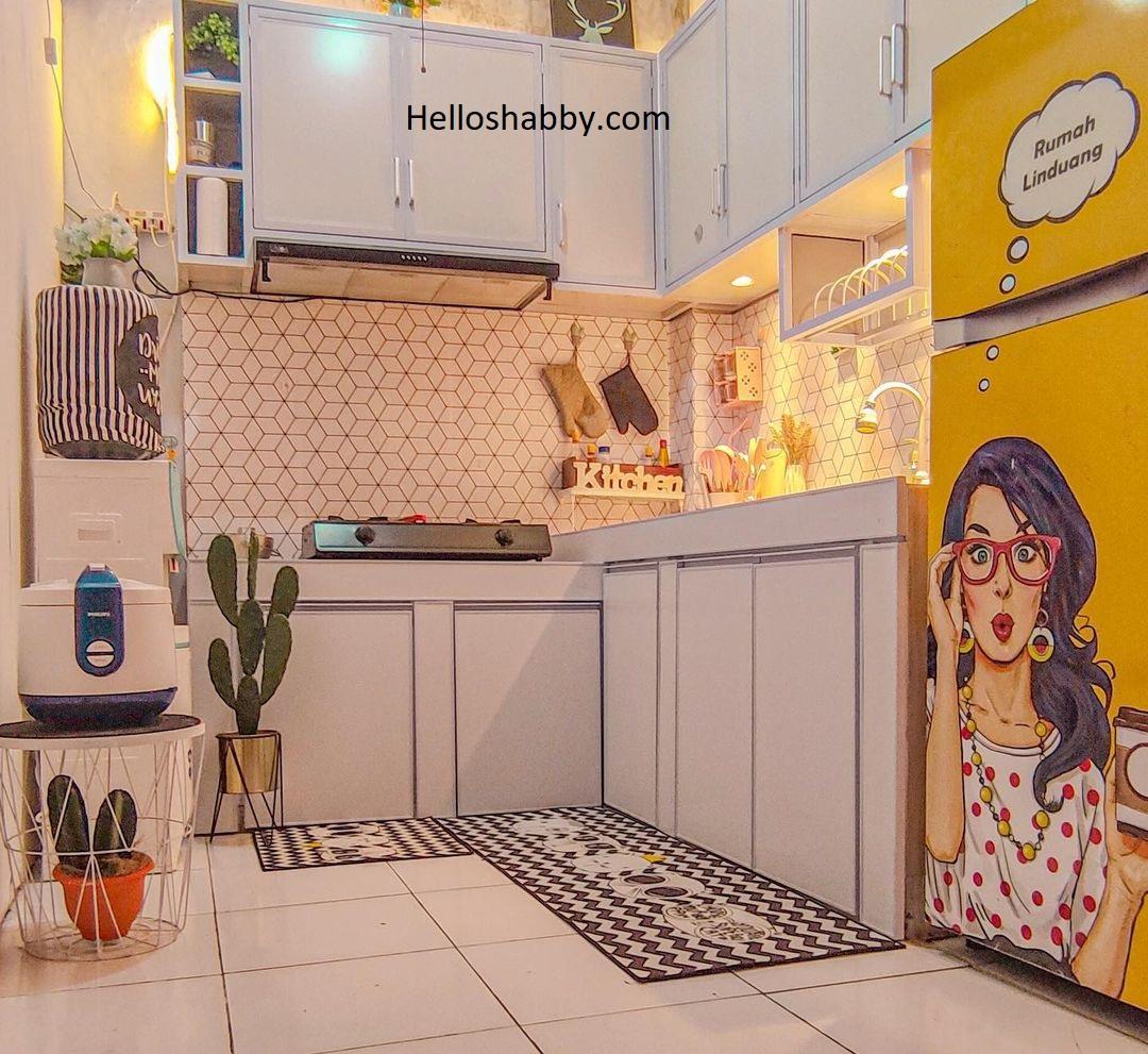6 Model Desain Dapur Minimalis 3 X 2 M Helloshabby Com Interior And Exterior Solutions