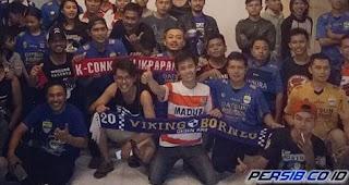 Viking Borneo Sambut Tim Persib Bandung di Balikpapan
