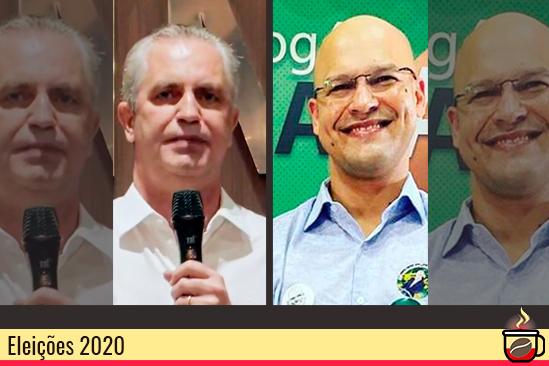 Ulisses e Calazans: destaques do segundo debate da TV Maringá