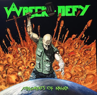 "Wreck-Defy: ""Fragments of Anger"" (album)"
