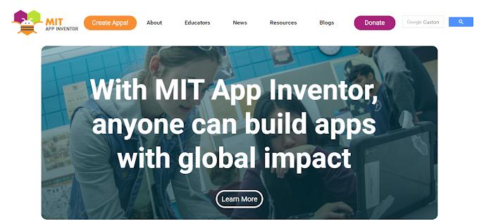 AppInventor Solusi Tepat Untuk Membuat Apps Tanpa Coding