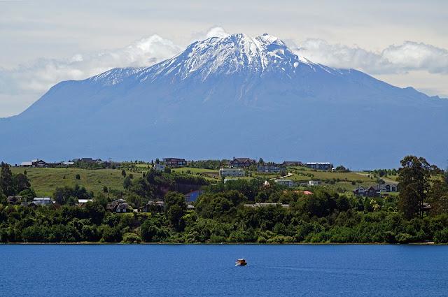 منطقة بحيرة تشيلي