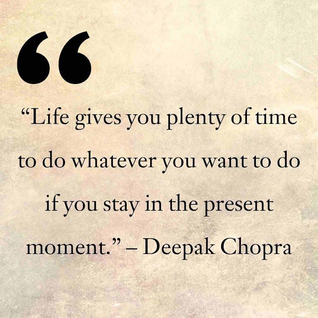 quotes on deepak