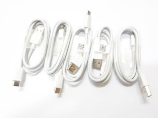 Kabel Charger Type-C Original Xiaomi Fast Charging USB Cable