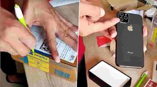 Fake Iphone 11 Pro Fraud
