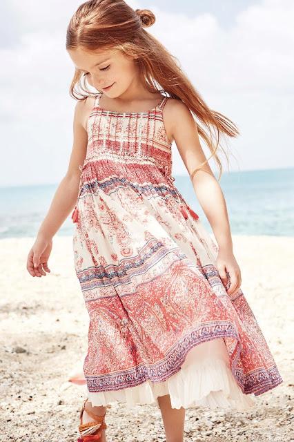 vestidos de niña ala moda