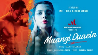 Maangi Duaein Lyrics Raghav Chaitanya ft Mr Faisu