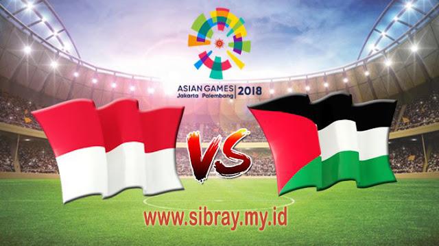 Indonesia Kalah 2 -1 atas Palestina, Serangan Bertubi-tubi Indonesia Hanya Jebolkan 1 Gol Saja