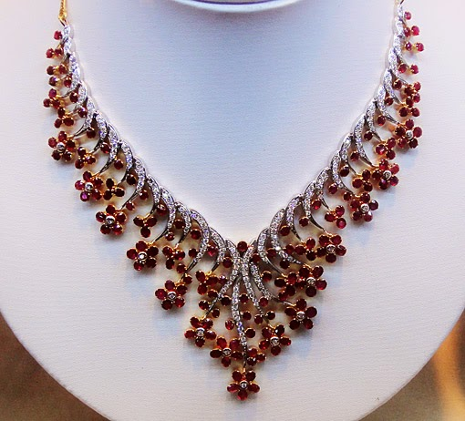 Great ruby jewelry shop