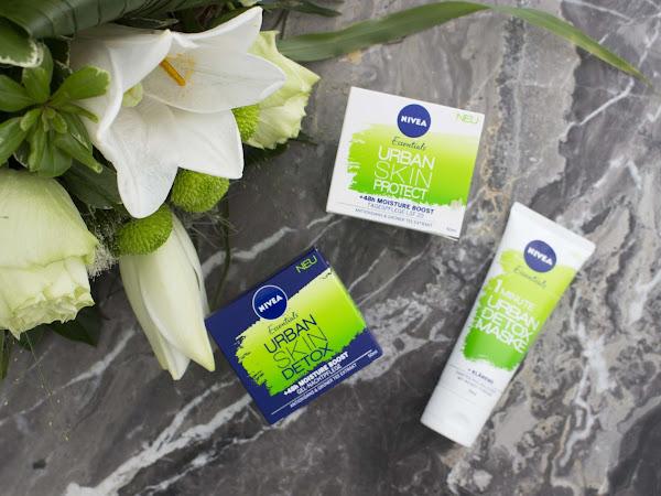 Nivea // Essentials Urban Skin Protect