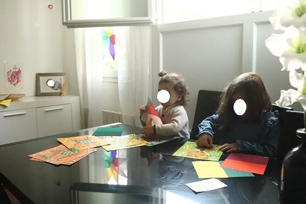 coffret créatif enfant