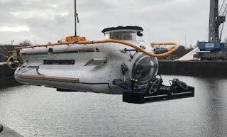 India, submarine, Deep Submergence Rescue Vehicle, DSRV, submarine, rescue, Visakhapatnam, Vizag