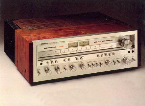 PIONEER SX-1250 (1976)
