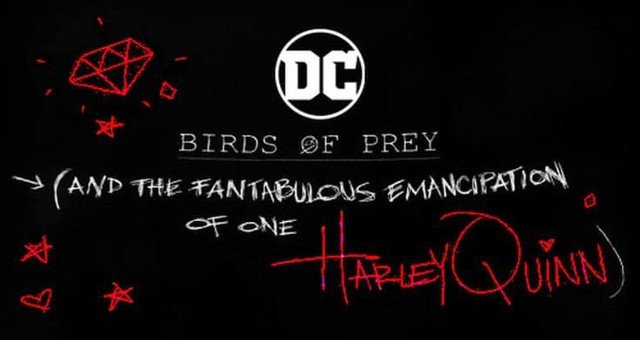 Sdcc 2019 See Harley Quinn In This Birds Of Prey Concept Art