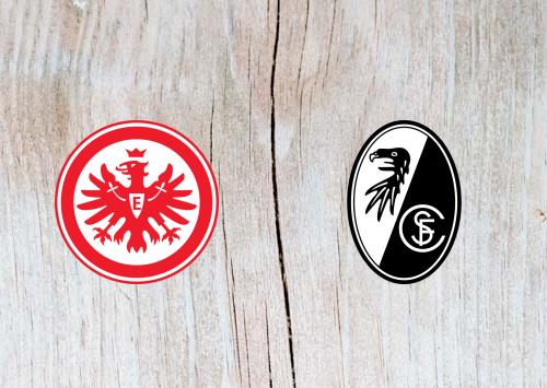 Eintracht Frankfurt vs Freiburg - Highlights 19 January 2019