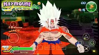 Goku Omni God DBZ TTT