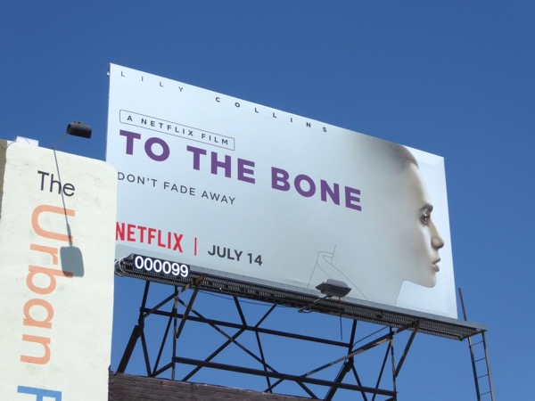 To the Bone billboard
