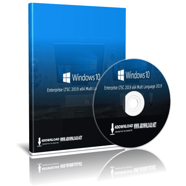 Microsoft - Windows 10 Enterprise LTSC 2019