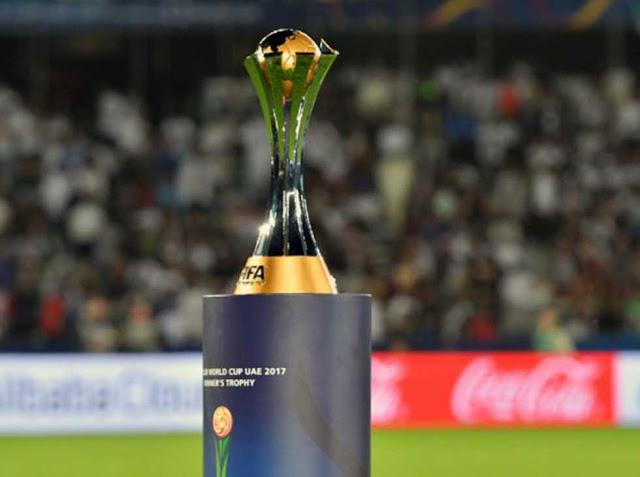 FÚTBOL: FIFA busca socios comerciales para nuevo Mundial de Clubes.