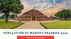 Population of Madhya Pradesh 2019