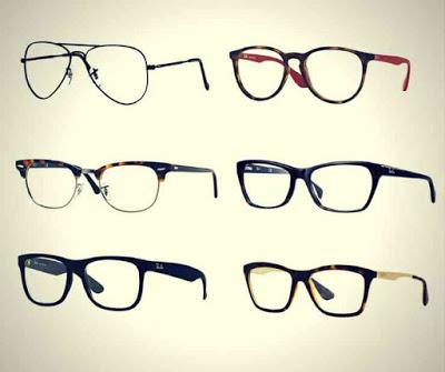 Óculos de Grau Feminino Ray Ban