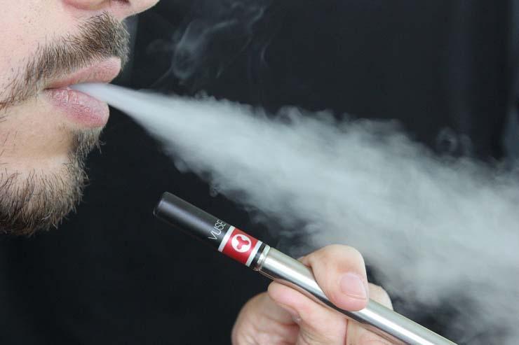 Study: E-Cigarette Promotes The Risk of Brain Stroke