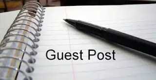 Submit article as guest post