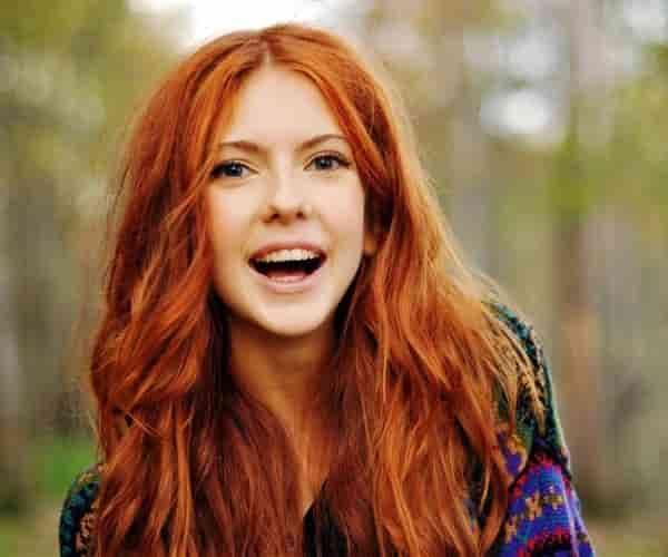 Kızıl Saçlı İnsanların İlginç Özellikleri