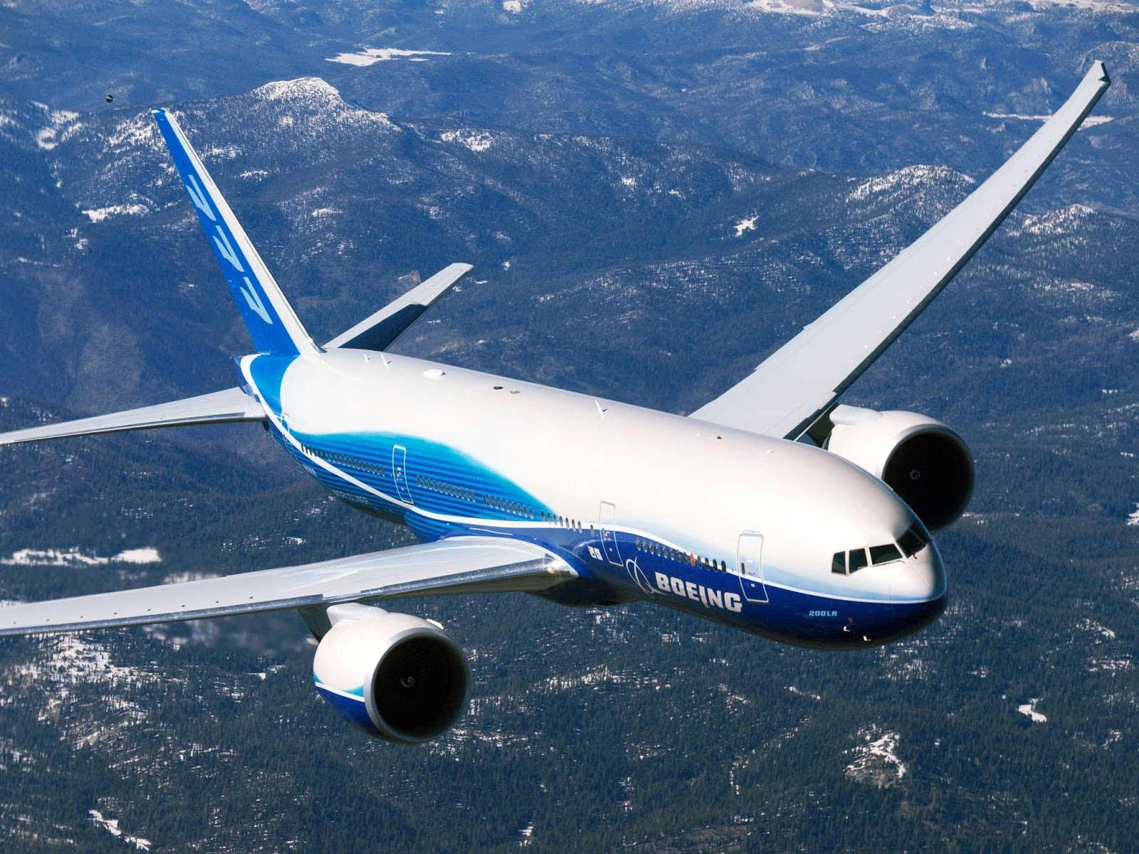 BOEING 777 airliner aircraft airplane plane jet BOEING 777 airliner