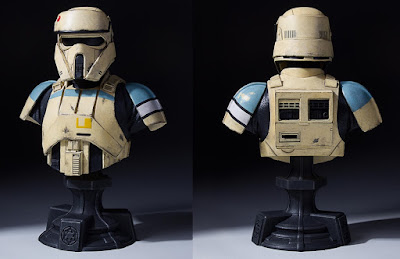 Star Wars: Rogue One Shoretrooper Classic Mini Bust by Gentle Giant