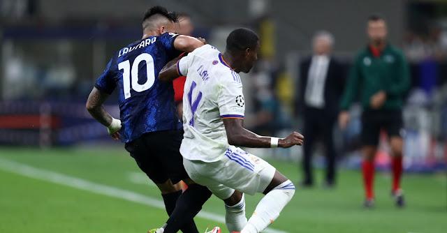 ملخص وهدف فوز ريال مدريد علي انتر ميلان (1-0) دوري ابطال اوروبا