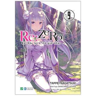 Re:zero - Bắt Đầu Lại Ở Thế Giới Khác 9 ebook PDF EPUB AWZ3 PRC MOBI
