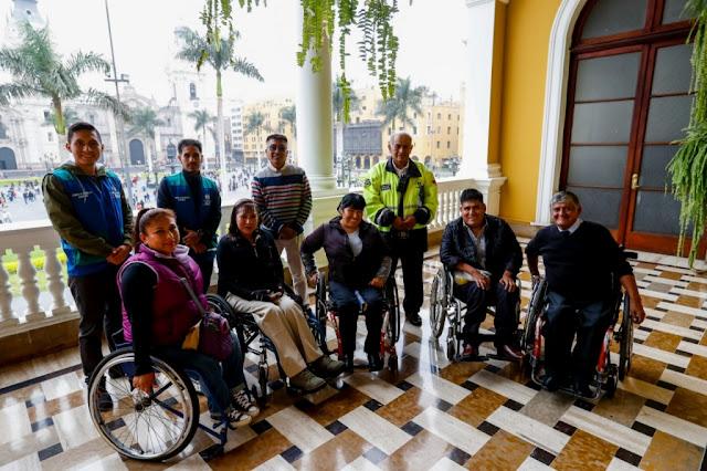 Turismo inclusivo Lima, Turismo discapacitados Lima