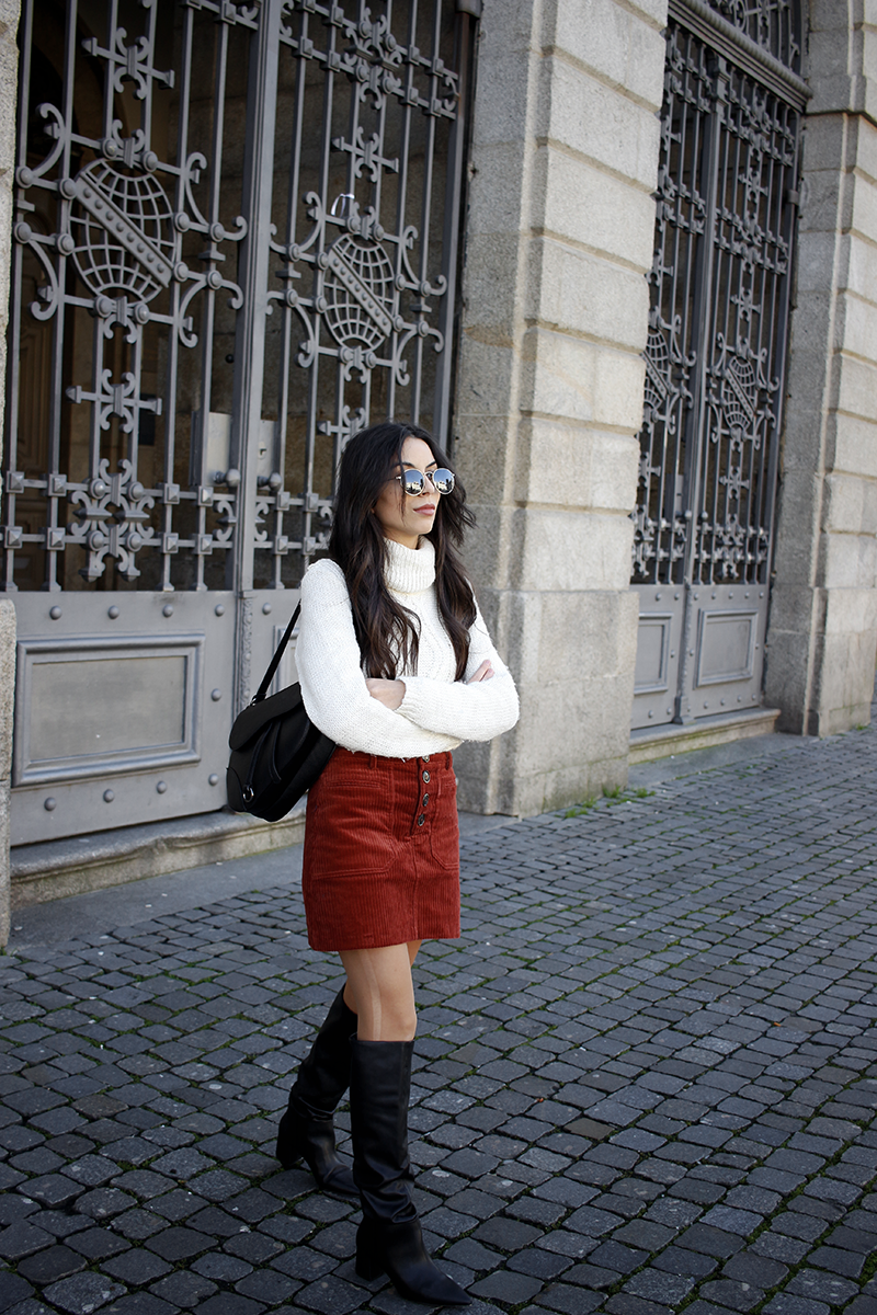 The Boots That Made Me Love Skirts