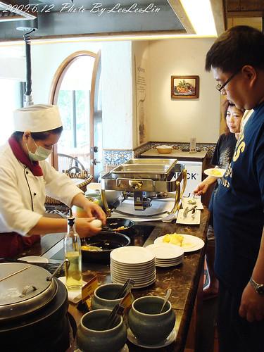 花蓮早餐buffet吃到飽|Lira里拉餐廳~理想大地渡假飯店