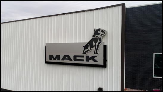 TEC Equipment Mack Fontana, California Dealership