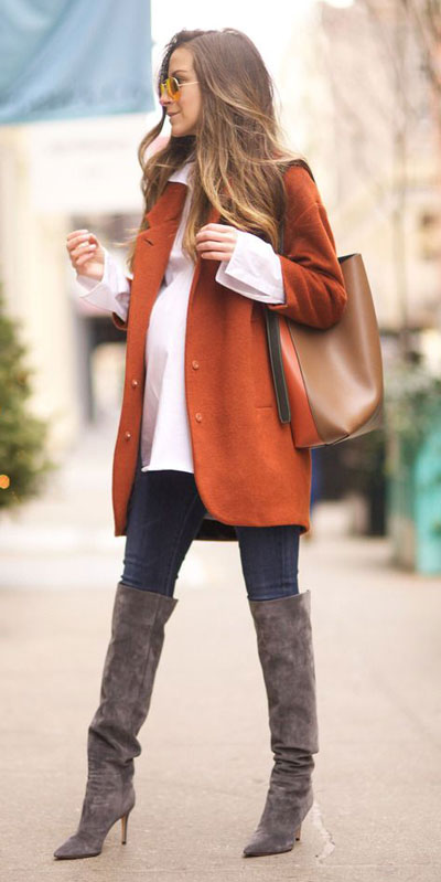 Need Style Inspiration for Fall Season. See these 31 Most Popular Fall Outfits to Truly Feel Fantastic. Fall Style via higiggle.com | coats | #fall #falloutfits #fashion #coats