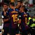 Barcelona venció 2-1 al Sevilla