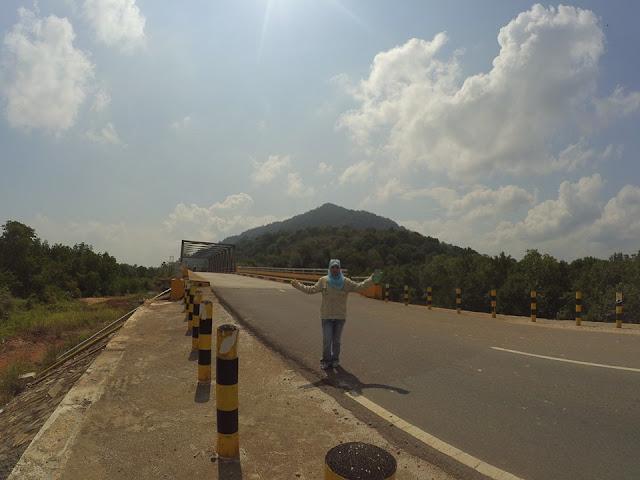 Bersama Beat Menjelajahi Pulau Bintan