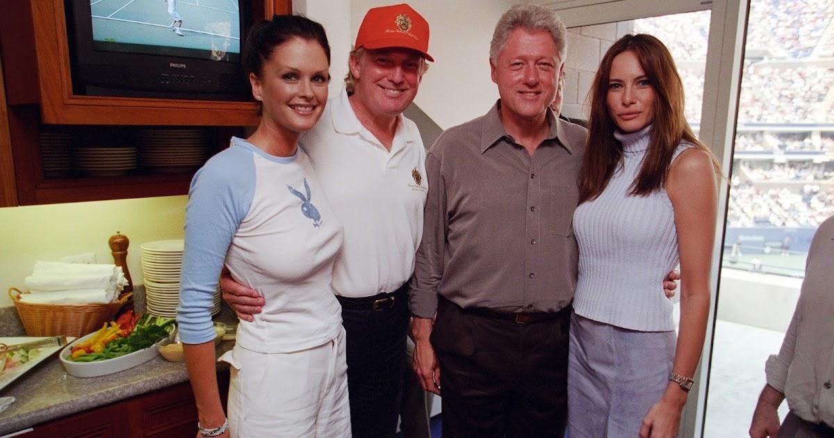 Clinton Hotel Room