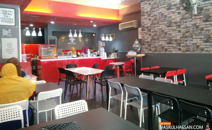 Restoran Cafe Ronda Parit Buntar, Perak