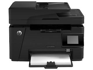 HP Laserjet Pro controlador MFP M127fn Downloads para Windows e Mac