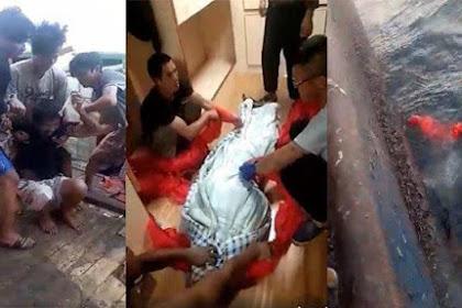 VIRAL Video KEJI Detik-detik ABK Indonesia Disiksa di Kapal China, Jasadnya Lalu Dibuang di Laut Somalia
