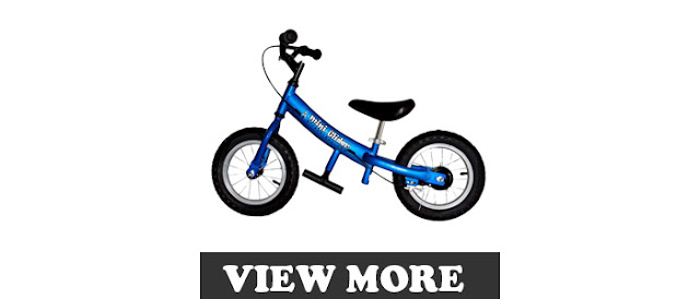 Glide Bikes Mini Glider Balance bike Review