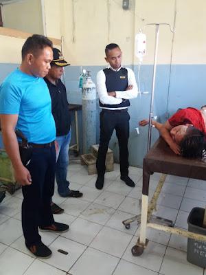 Respon Cepat, Polres Minsel Amankan Pelaku Penikaman di Tompasobaru